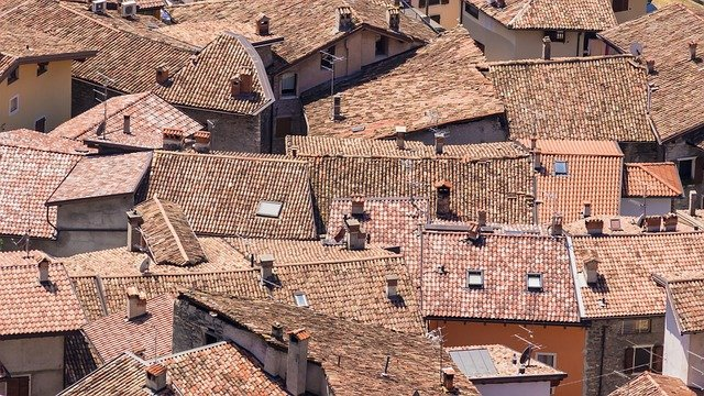 staré město v Itálii