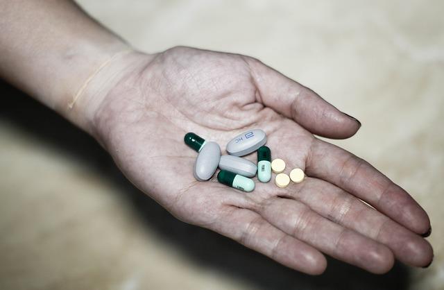 pilulky na dlani