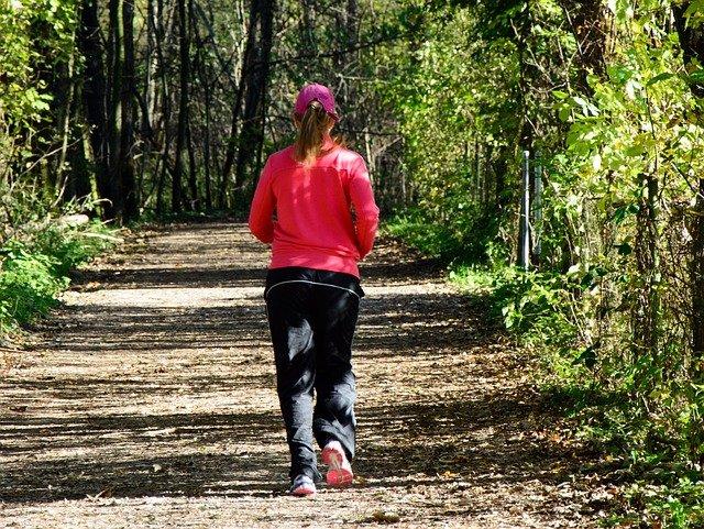 běh pro zdraví