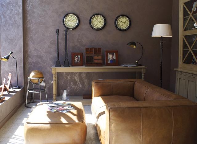 retro obývák