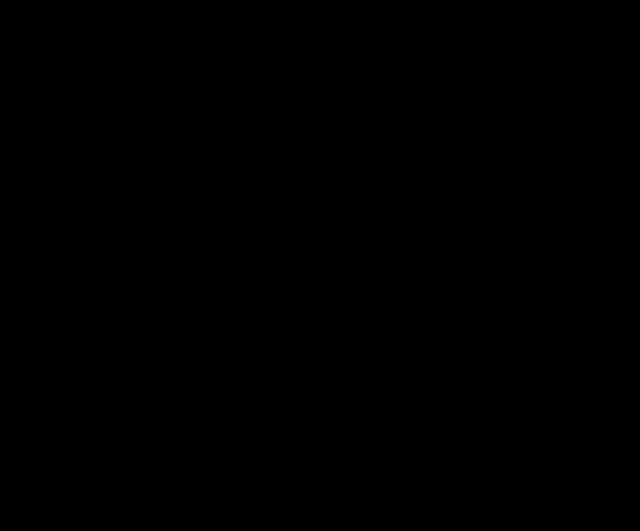 stínová postava při výskoku
