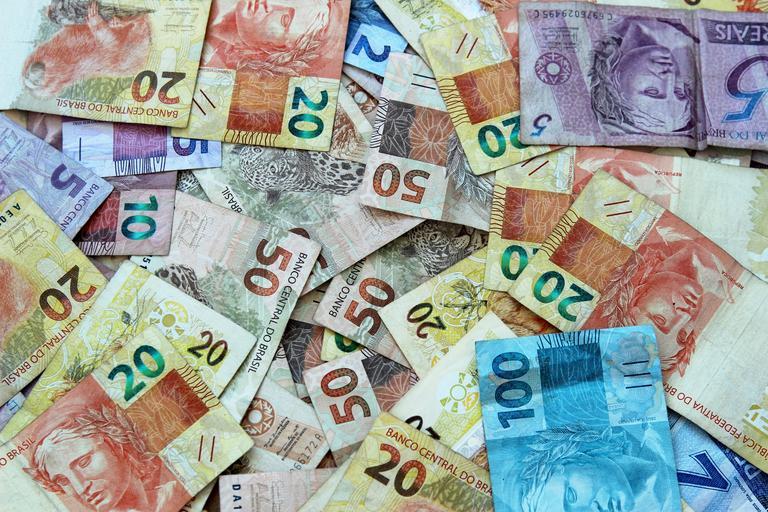 moře peněz