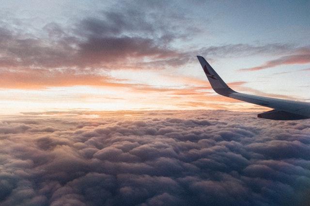 letadlem na dovolenou
