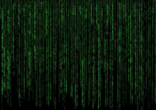 zelené kódy